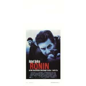 Ronin Movie Poster (13 x 28 Inches 34cm x 72cm) (1998) Italian