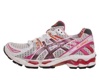 Asics Gel   Kayano 17 W Womens White 2011 Running Shoes T150N0193