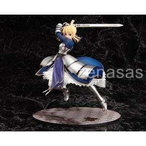 Fate/stay night Saber Triumphant Excalibur 17 PVC Figure Good Smile