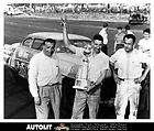 1954 Hudson Hornet NASCAR Race Car Photo Herb Thomas