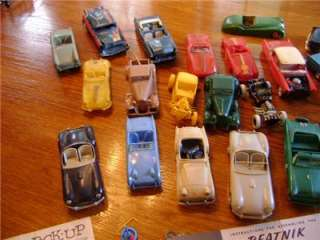 AMT Built Up Car Model Kits 1960s / 1970s + Parts & Pieces