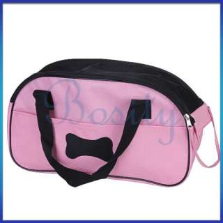 Pet Dog Cat Carrier Tote Bag Handbag Shoulder Bag Travel Cool All