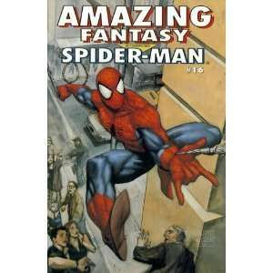 Amazing Fantasy Starring Spider Man #16  An Amazing World