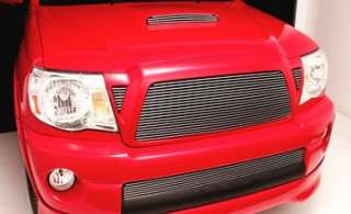 05 10 Toyota Tacoma Upper Up Billet Grill Grille