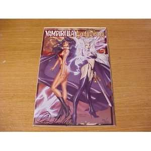 Vampirella/lady Death Comic Book Dynamic Forces #33/250