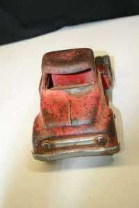 Vintage 1950s Toy Tonka Semi Truck Cab