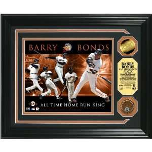Barry Bonds San Francisco Giants 756th HR Commemorative