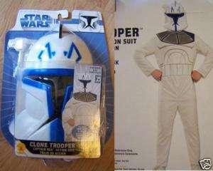 Star Wars Storm Clone Trooper Captain Rex Costume Mask