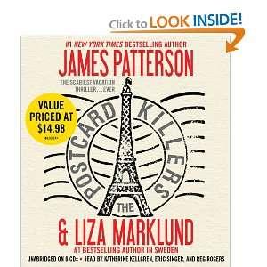 , Liza Marklund, Katherine Kellgren, Erik Singer, Reg Rogers: Books