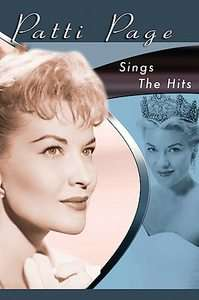 Patti Page   Singing at Her Best DVD, 2004