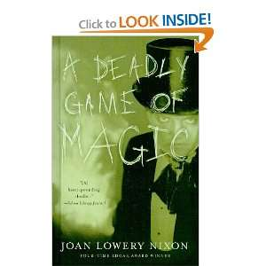 Game of Magic Joan Lowery Nixon 9780756972301  Books