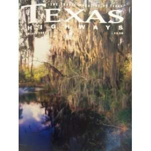 Highways The Travel Magazine of Texas (March, 48) Jack Lowrie Books