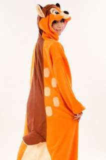 Disney Bambi Costume Kigurumi Pajamas party customes
