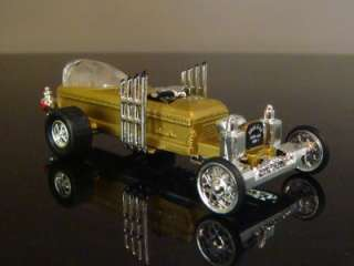 Tom Daniel/ George Barris Drag u la 1/64 Scale Ltd Edition 4 Detailed