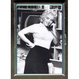 MARILYN MONROE TIGHT SHIRT HOT ID CIGARETTE CASE WALLET