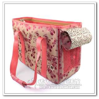 fashion red cat dog pet carrier bag cute lovely heart any size