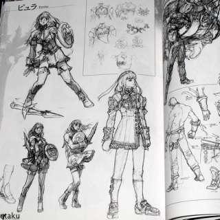 SOUL CALIBUR V New Legends of Project Soul PS3 XBOX Art Book Japan