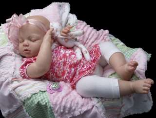 PRECIOUS~DREAMS Reborn REVA SCHICK * TODDLER Baby Doll