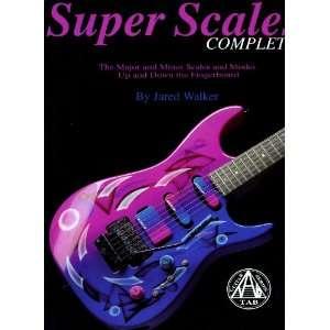 Super Scales Complete: Jared Walker: Books