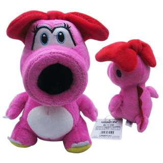 Cute  Super Mario Bros 6 Birdo Plush Doll Toy
