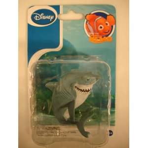 Pixar Finding Nemo   Bruce the Shark Figurine 2 X 2 Home & Kitchen