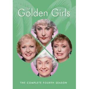 The Golden Girls Season Four Movies & TV
