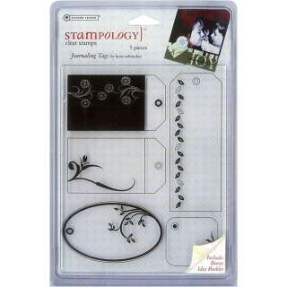Autumn Leaves Stampology Assorted Craft Clear Stamps