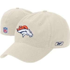Denver Broncos  Khaki  Fitted Sideline Slouch Hat: Sports