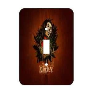 Bob Marley Light Switch Plate Cover Brand New Office