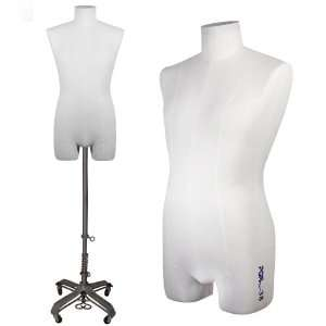 701B Men Display Body Dress Form Mannequin Size 36