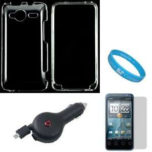 Hard Case Cover for Sprint HTC EVO Shift 4G Wireless Mobile Phone