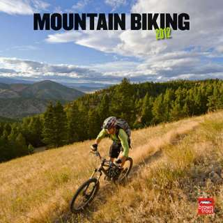 Mountain Biking 2012 Wall Calendar