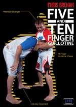 New Guillotines DVD Chris Brennan Jiu JItsu MMA UFC BJJ