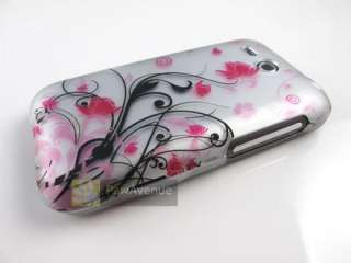 PINK VINES Phone Cover Hard Shell Case HTC Freestyle