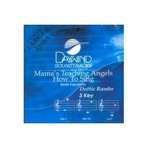 Mamas Teaching Angels How To Sing [Accompaniment/Performance Track