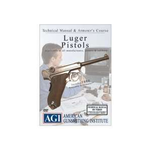 Luger Pistols Armorers Course Movies & TV