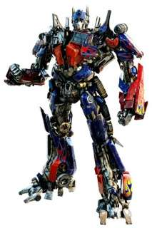 OPTIMUS PRIME WALL DECALS Transformers Stickers 034878987095