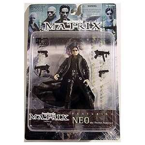 Neo aka Thomas Anderson Action Figure   The Matrix The