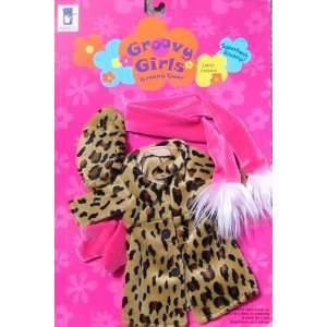 Groovy Girls Groovy Gear Lavish Leopard Toys & Games