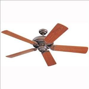 Steel Designer Supreme Large Room Ceiling Fan