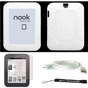 White Cover Protective Slim Durable Silicon Skin Case