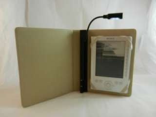 NEWEST SONY PRS T1 eReader bulit in Led Light Case.BRAND NEW
