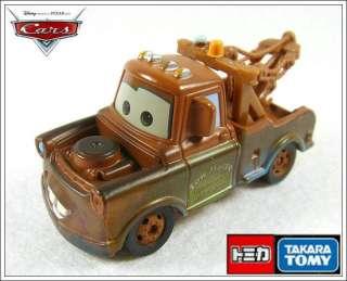 CHILD BOY TOY DISNEY PIXAR CARS DIECAST MATER LOOSE XMAS TN08