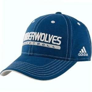 Minnesota Timberwolves Blue Official Team Pro Hat
