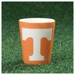 Tennessee UT Vols Volunteers Set Of 2 Shot Glasses:  Sports