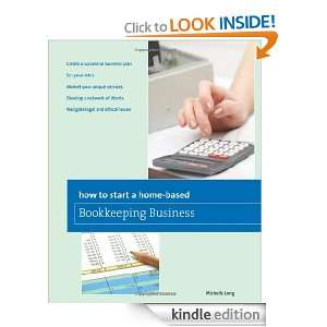 Start a Home based Bookkeeping Business (Home Based Business Series