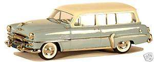 BROOKLIN 1954 PLYMOUTH BELVEDERE WAGON BRK 123