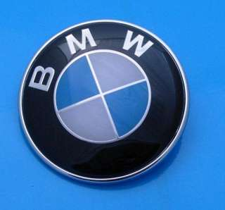 BMW steering wheel sticker emblem badge 45mm for M3 M5 M6