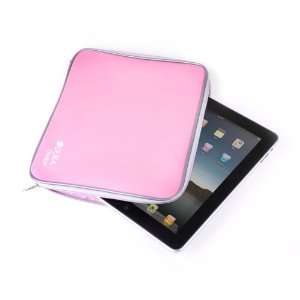 DURAGADGET Pink Neoprene Sleeve / Case / Cover For Apple