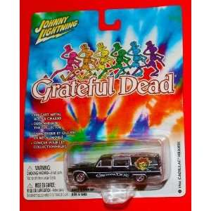 Grateful Dead 1966 Cadillac Hearse Johnny Lightning Toys